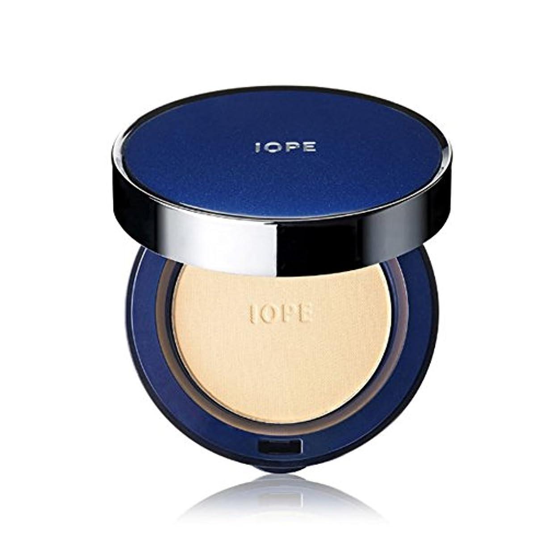 エネルギー完璧なプレート(アイオペ)IOPE Perfect Skin Twin Pact パーフェクトスキンツインパクト (韓国直発送) oopspanda (No.21 Light Beige)