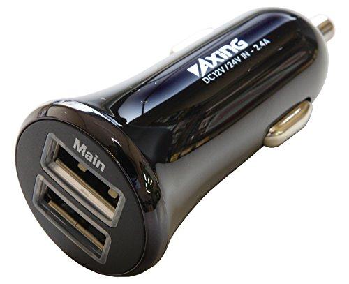 USBカーチャージャー2.4A/TK43UK