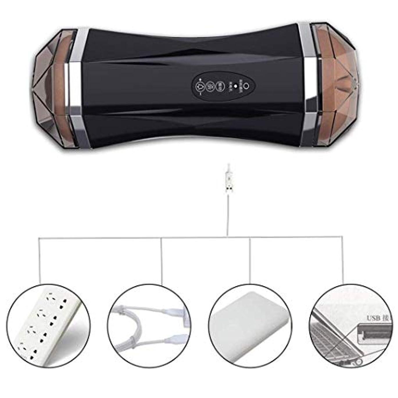 変動する口頭シーサイドCRFJB 男性用Tシャツアンダーウェアノイズレスリアルインテリジェント8周波数PístonVǐbrǎtiǒnMássageCup Handheld Personal Body Massager