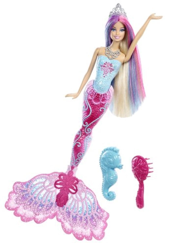バービー Barbie Color Magic Mermaid Doll 輸入品