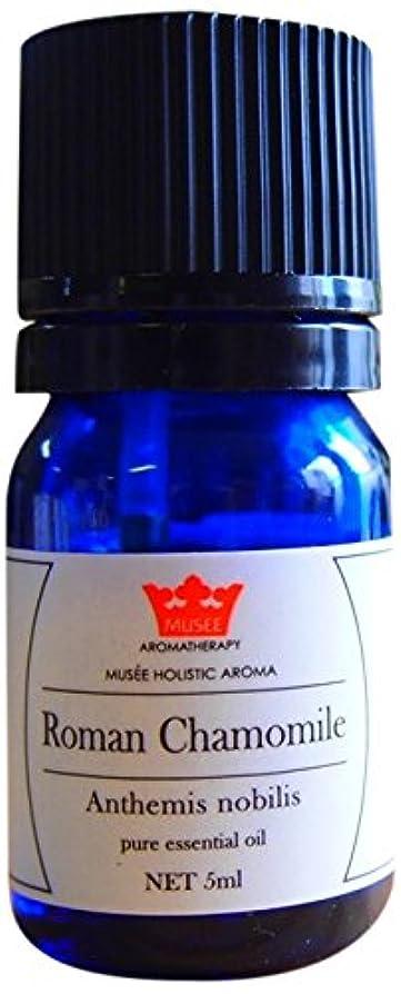 練る面白いドルミュゼ ホリスティックアロマ エッセンシャルオイル ローマンカモミール 5ml
