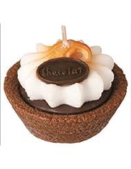 カメヤマキャンドル(kameyama candle) タルトキャンドル 「 チョコレート 」