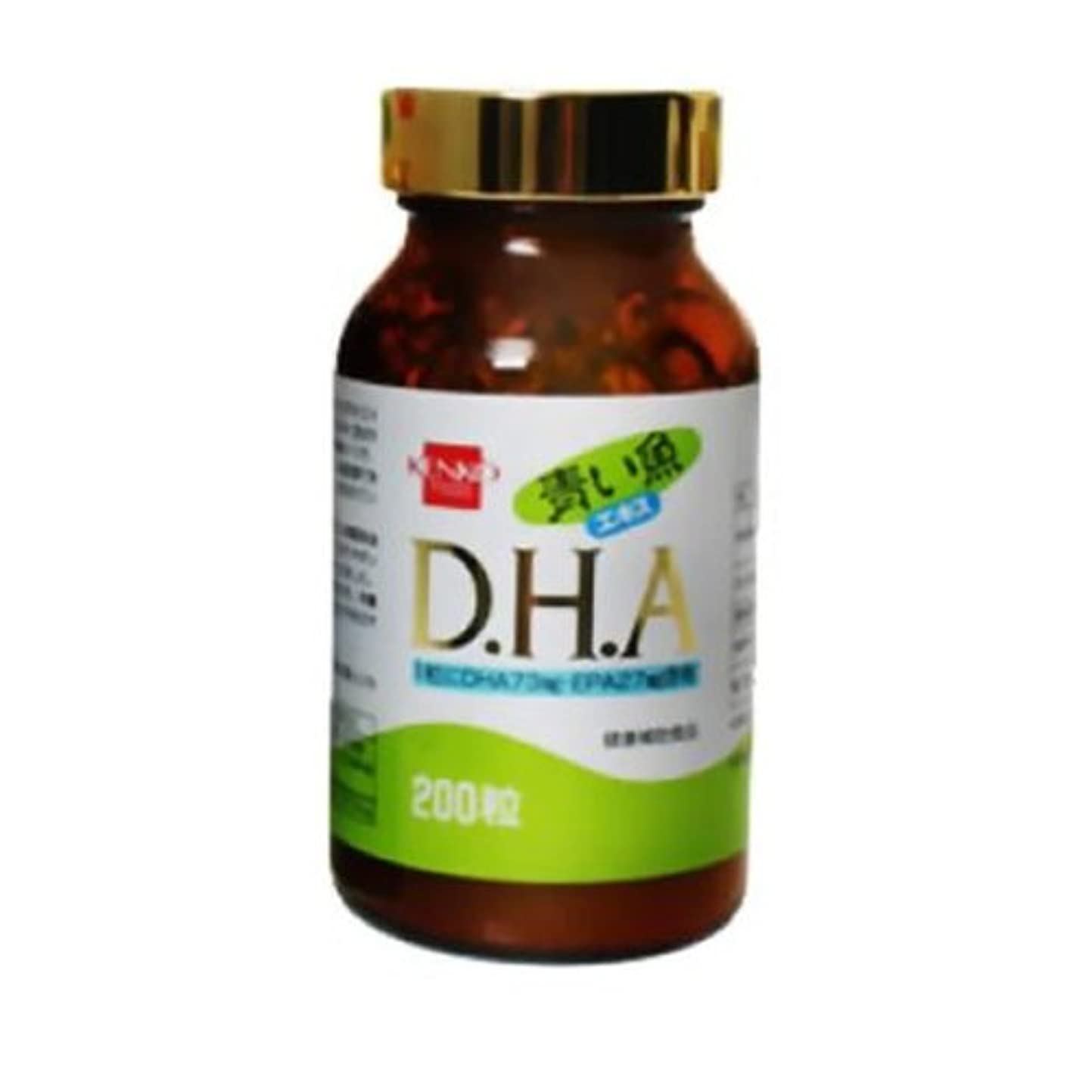 お香放置全く青い魚エキス DHA EPA 200粒