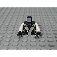 レゴ ミニフィグ 【トルソー】 1387_Black