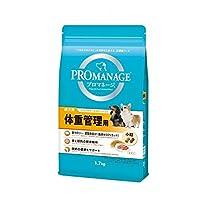 (まとめ買い)プロマネージ 成犬用 体重管理用 1.7kg ドッグフード 【×3】