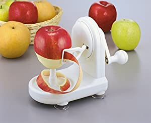 パール金属 アップル ピーラー リンゴ 皮むき器 C-140