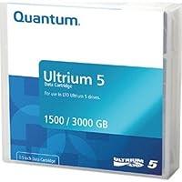 Quantum Contains mr-l5mqn-01数量10ultrium-5データカートリッジ。1500GBネイティブ/ 3000GB C