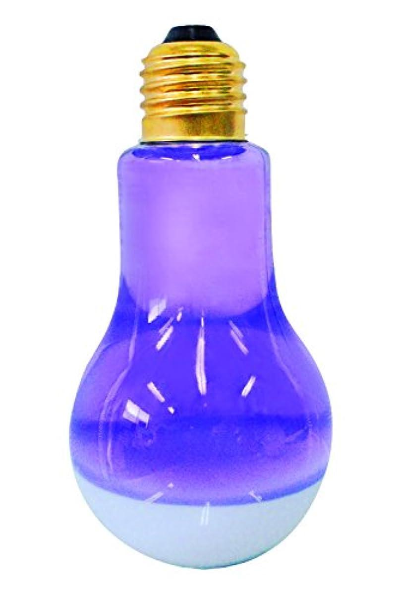 詐欺師パイプラインほぼピュア 入浴剤 電球とろぴかバス グレープ