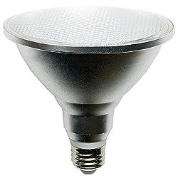 【エジソン東京】 植物育成 LED ライト 水耕栽培 LED ビームランプ E26口金 防水 IP65 波長 460nm/660nm 15W