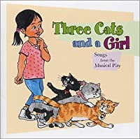 Three Cats & a Girl