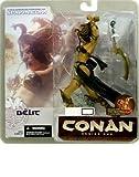 セクシー&ホットMcFarlane Conan The Warriorシリーズ1Belit図