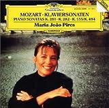 モーツァルト : ピアノ・ソナタ 第3番 変ロ長調 K.281(189f)、第4番 変ホ長調 K.282(189g)、ヘ長調 K.533/K.494(第18番)
