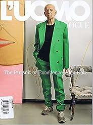 L'Uomo Vogue [IT] No. 12 2021