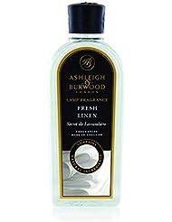 Ashleigh&Burwood ランプフレグランス フレッシュリネン Lamp Fragrances FreshLinen アシュレイ&バーウッド