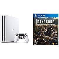 PlayStation 4 Pro グレイシャー・ホワイト 1TB  (CUH-7200BB02) + Days Gone  セット