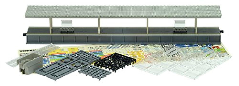 TOMIX Nゲージ 島式ホーム 都市型 照明付延長部 4276 鉄道模型用品