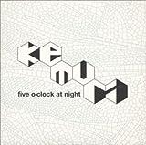 five o'clock at night