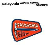 パタゴニア アウトドア patagonia (パタゴニア) Alpine Axmen Sticker