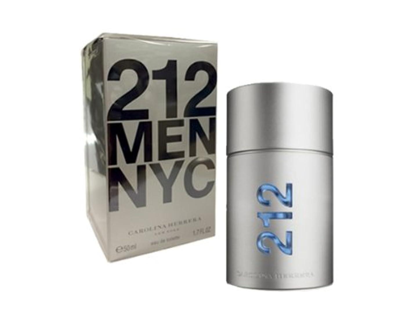 アンペア概念現在キャロライナヘレラ 212メン 50ml メンズ 香水 212MEDT50 CAROLINA HERRERA (並行輸入品)