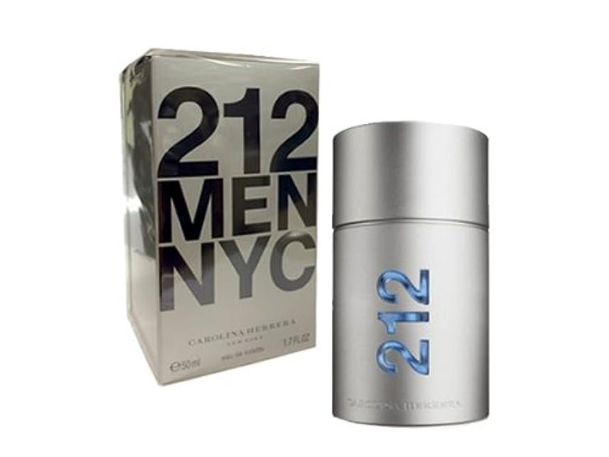 大陸未払い定期的なキャロライナヘレラ 212メン 50ml メンズ 香水 212MEDT50 CAROLINA HERRERA (並行輸入品)