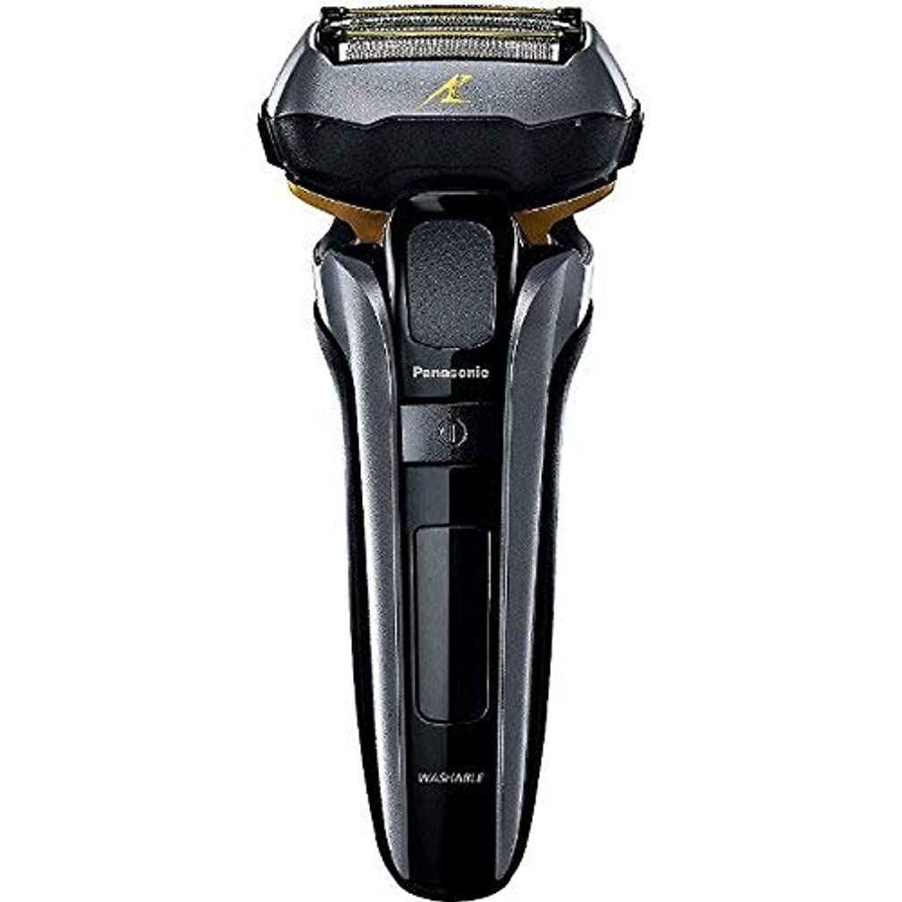 穀物能力気づかないパナソニック 電気シェーバー (黒)Panasonic ラムダッシュ 【5枚刃】 ES-LV5C の限定モデル ES-CLV5C-K