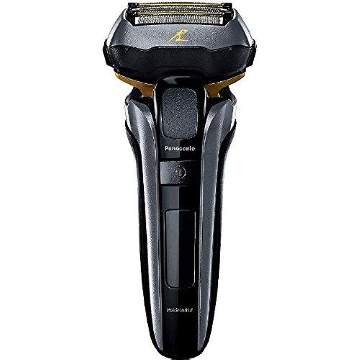 並外れてショートお茶パナソニック 電気シェーバー (黒)Panasonic ラムダッシュ 【5枚刃】 ES-LV5C の限定モデル ES-CLV5C-K