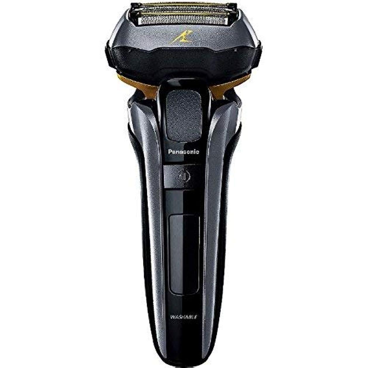 複雑な精巧な融合パナソニック 電気シェーバー (黒)Panasonic ラムダッシュ 【5枚刃】 ES-LV5C の限定モデル ES-CLV5C-K