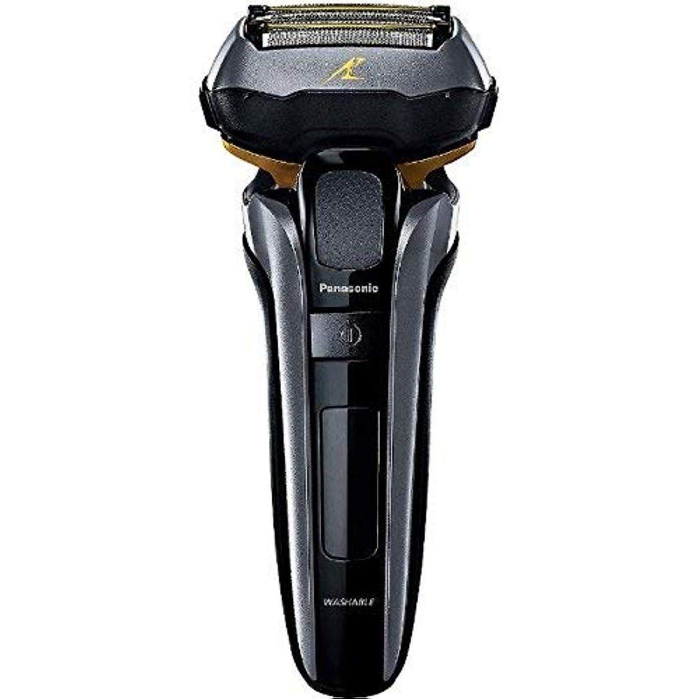 ポルティコ共産主義一時停止パナソニック 電気シェーバー (黒)Panasonic ラムダッシュ 【5枚刃】 ES-LV5C の限定モデル ES-CLV5C-K