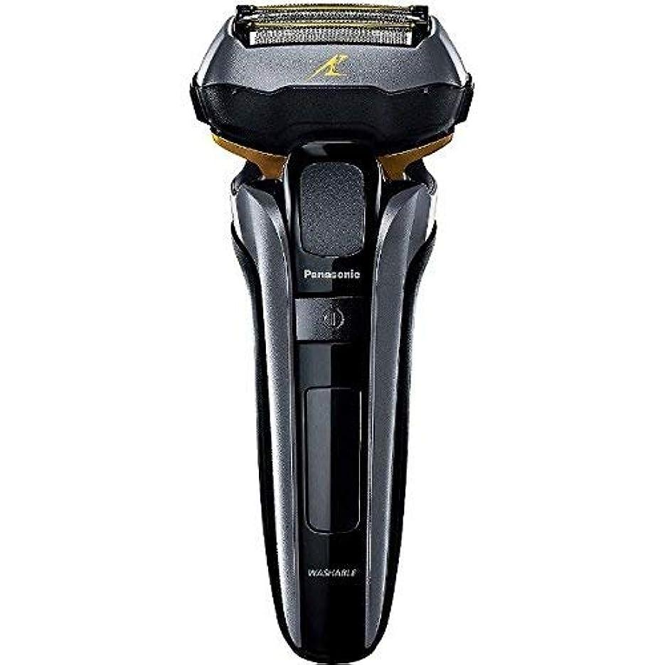 冗長経験的うがい薬パナソニック 電気シェーバー (黒)Panasonic ラムダッシュ 【5枚刃】 ES-LV5C の限定モデル ES-CLV5C-K