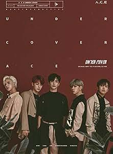 エイス - UNDER COVER (2nd Mini Album) 1CD+Photobook+1Photocard+1Cut Sticker+Folded Poster [韓国盤]