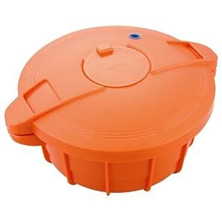 マイヤー 電子レンジ圧力鍋 オレンジ MPC-2.3OR