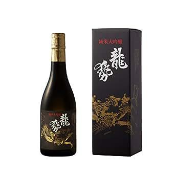 龍勢 純米大吟醸 黒ラベル [720ml]