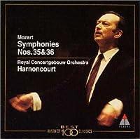 モーツァルト : 交響曲第35番「ハフナー」&第36番「リンツ」
