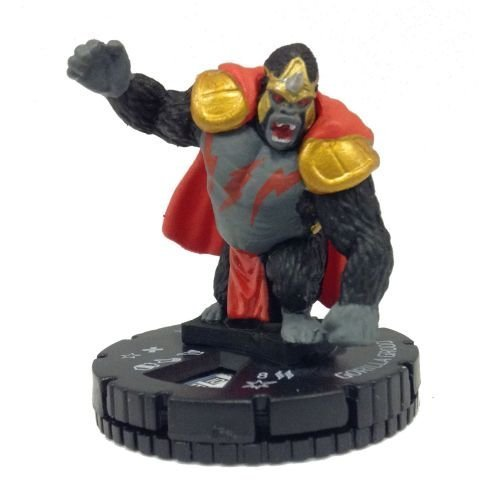 Heroclix DC The Flash #056 Gorilla Grodd Figure Complete with Card by NECA [並行輸入品]