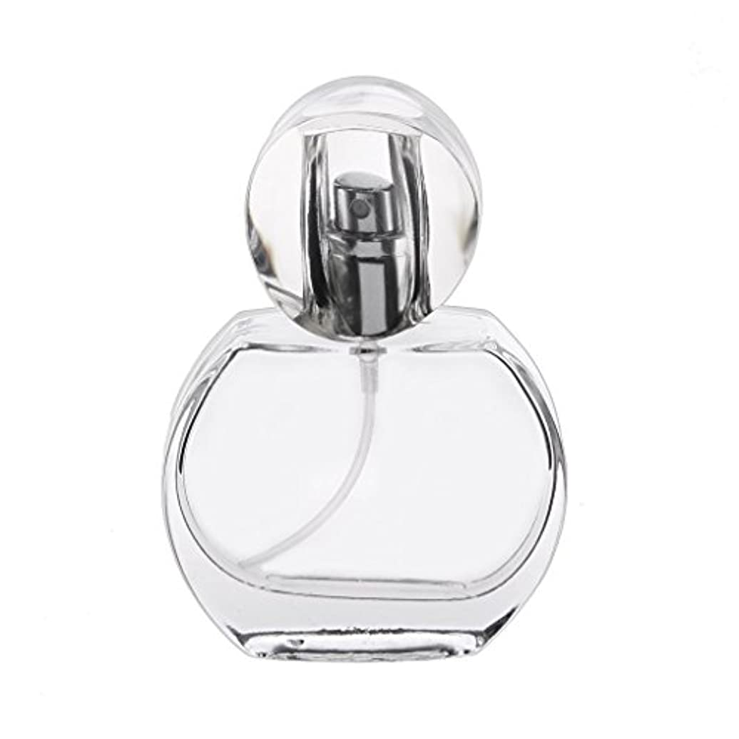 自殺マオリミニ30ml クリスタル エンプティ 空 香水瓶 スプレーボトル アトマイザー 詰め替え 携帯便利