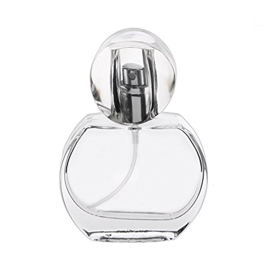 師匠救援忘れる30ml クリスタル エンプティ 空 香水瓶 スプレーボトル アトマイザー 詰め替え 携帯便利