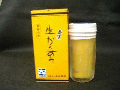 魚住商店 生からすみ(瓶詰め箱入) 70g