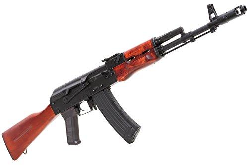 [ APS ] AK ブローバック電動ガン【二ヶ月無償修理・初速動作確認済】 (AK74 [ ASK201 ])