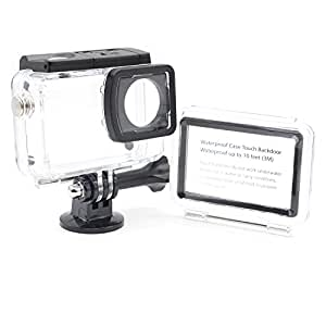 SJCAM SJ8 AIR/SJ8 PLUS/SJ8 PRO アクションカメラ 30M防水 ハウジング ケース SJ8 など シリーズ別 付属品 予備 交換
