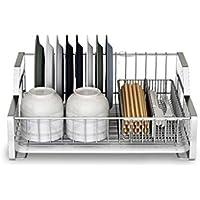 304ステンレススチールシェルフキッチン食器棚ストレージラック排水ラック皿ラック (サイズ さいず : Chopsticks cage)