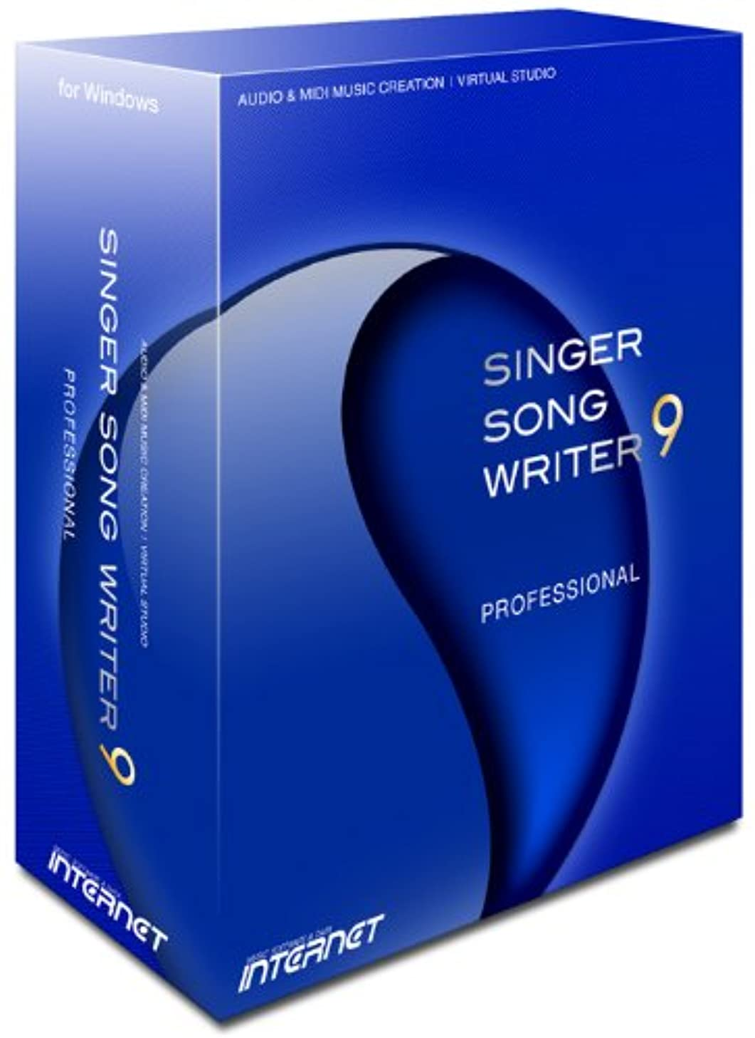 目覚める存在ウェイトレスSinger Song Writer9 Professional