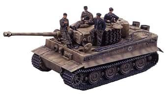 タミヤ スケール限定シリーズ 1/35 ドイツ重戦車 タイガーI 後期型 エース・戦車兵セット 25109