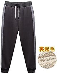 InitialG【イニシャルジー】スウェットパンツ メンズ 裏起毛 ジョガーパンツ ズボン テーパード ロングパンツ 008-jjcc-k212(2XL ブラック )