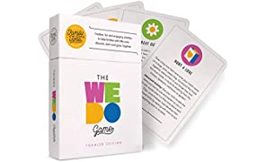 The WeDo Game – Toddler Edition – Australian Toddlers Activities Parenting Card Game Gifts Idea for 2 3 4 Year Old Kids & Parents - Creative Screen Free Educational Sensory Skills Montessori Learning
