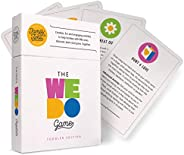 The WeDo Game – Toddler Edition – Australian Toddlers Activities Parenting Card Game Gifts Idea for 2 3 4 Year Old Kids & Pa