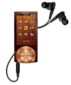 SONY ウォークマン Aシリーズ [メモリータイプ] 64GB ブラウン NW-A847/T