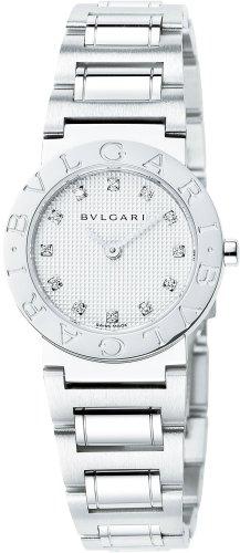 [ブルガリ]BVLGARI 腕時計 BB26WSS/12 ブルガリブルガリ ホワイト レディース [並行輸入品]