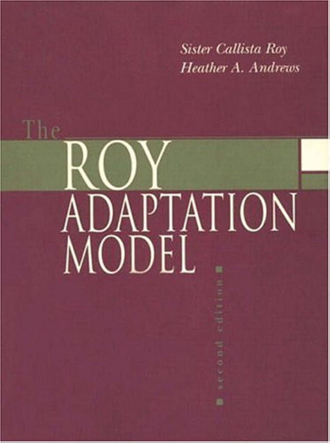流用する簡単にはちみつThe Roy Adaptation Model (2nd Edition)