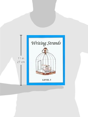 writing strands reviews Broaden your student's writing skills in writing strands intermediate 2 designed for students who understand the fundamentals of writing and are ready to begin working with abstract ideas (6th - 9th grade), writing strands intermediate 2 builds your student's narration, argumentation, and organizational writing abilities.
