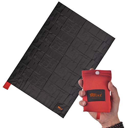 (リラックス)RELAX ポケットピクニックシート Mサイズ レジャーシート 防水 アウトドア用品 コンパクト